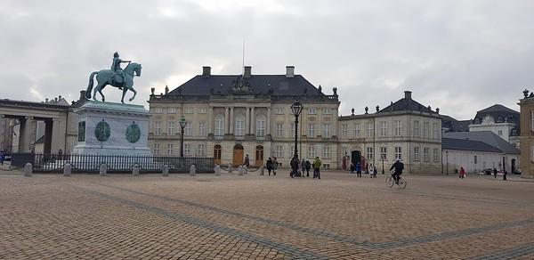 2019 Engineering students visit to Copenhagen