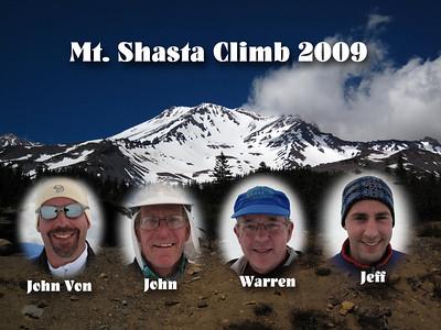 Mt. Shasta 2009
