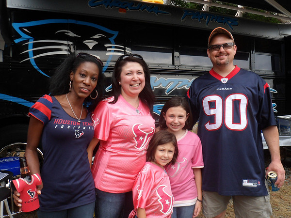 Panthers vs. Texans 11 August 2012