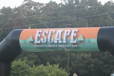2019 Escape from Turkey Mountain