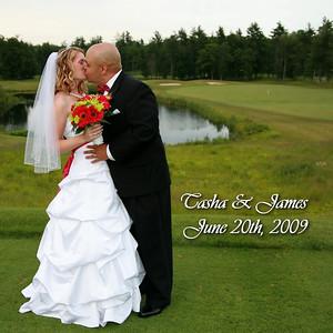 tasha & James Wedding Album