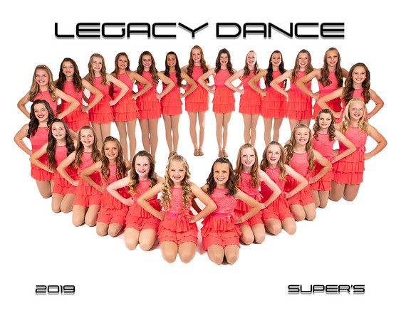 Legacy Dance - 2019