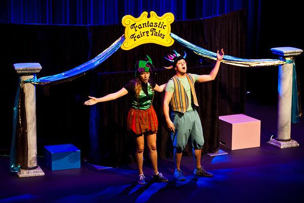 Madcap Puppets - Fantastic Fairy Tales 2013
