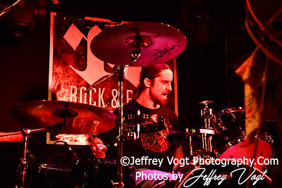 03/16/2019 A Song for the Deaf, The Ultimate Queens of the Stone Age Tribute Band in Concert at Rock & Roll Hotel, Washington DC, Photos by Jeffrey Vogt Photography