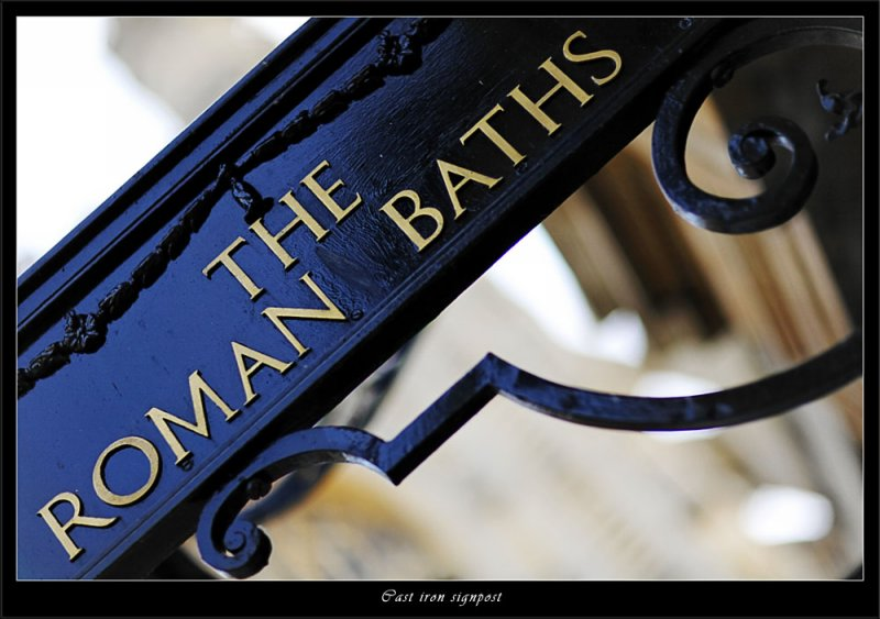 Signpost to Baths Roman Spa (80361212).jpg