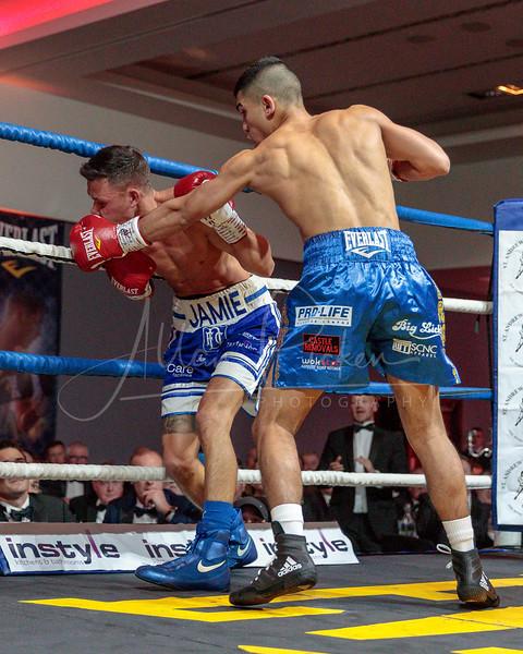 British Bantamweight Title Event