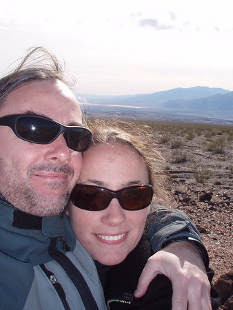 Day 11 -- Thursday, November 29 -- Tonopah, through Death Valley, to Palmdale