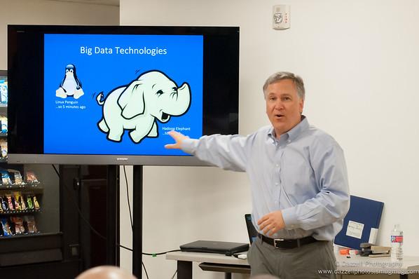 Lunch-n-Learn, Ken Dircks (IBM)