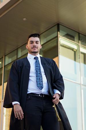 Chase's UCF Graduation
