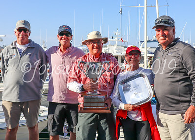 Newport Harbor Yacht Club Opening Day Race
