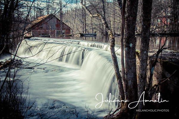 Abandoned mill 2
