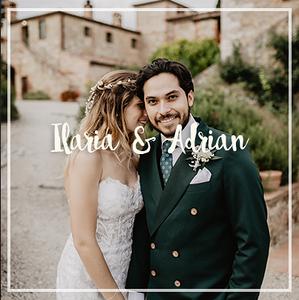 Ilaria & Adrian