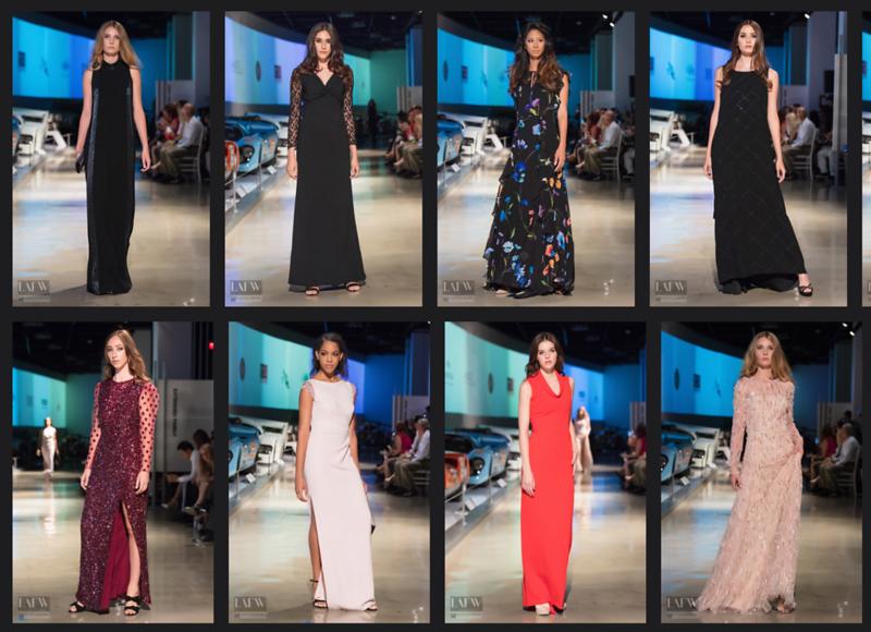 Escada Runway - Cars and Fashion POSE