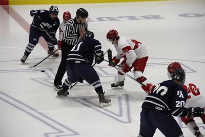 BV Hockey Playoff vs Taft