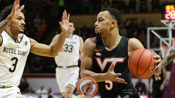 2018-2019 Virginia Tech Men's Basketball
