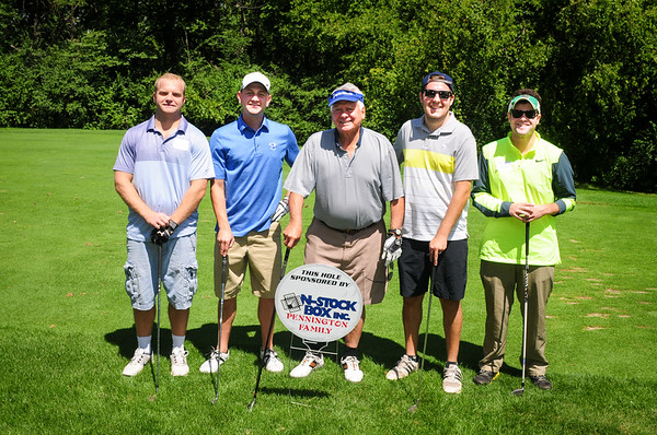 2016-08-21 Golf Groups