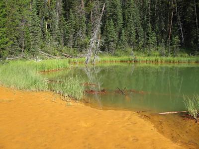 Canadian Rockies #2 - Paint Pots, Lake Louise, Jasper