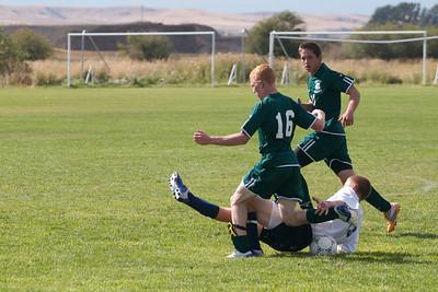 Bulldogs vs Bozeman Oct 1, 2011