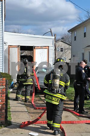 Roosevelt Garage Fire 35 E Clinton 3-26-12
