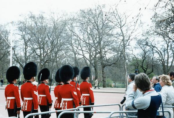European Class Trip April 1983