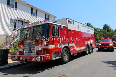 Boston, MA ACW Box 2431 Montebello Rd.