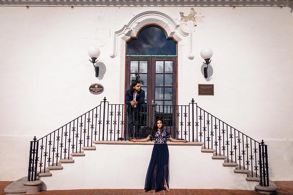 Reenal & Niyant PS - San Diego, CA