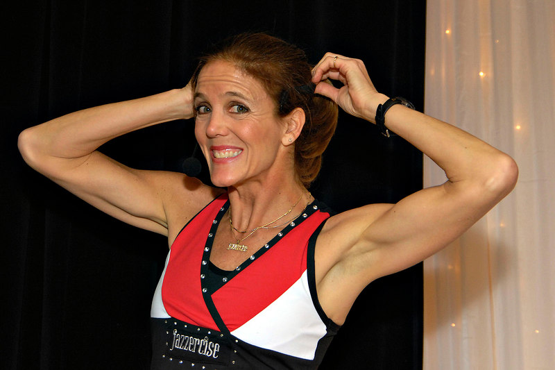 Claudia's 30 Years With Jazzercise