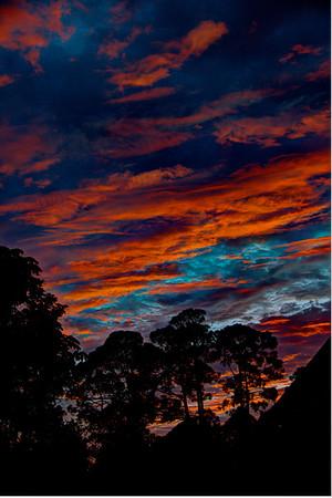 JUPITER FLORIDA SUNSET