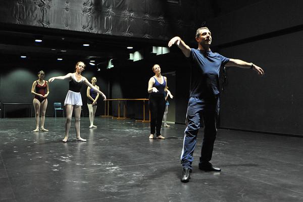 Classes of Adrian Dimitrievitch