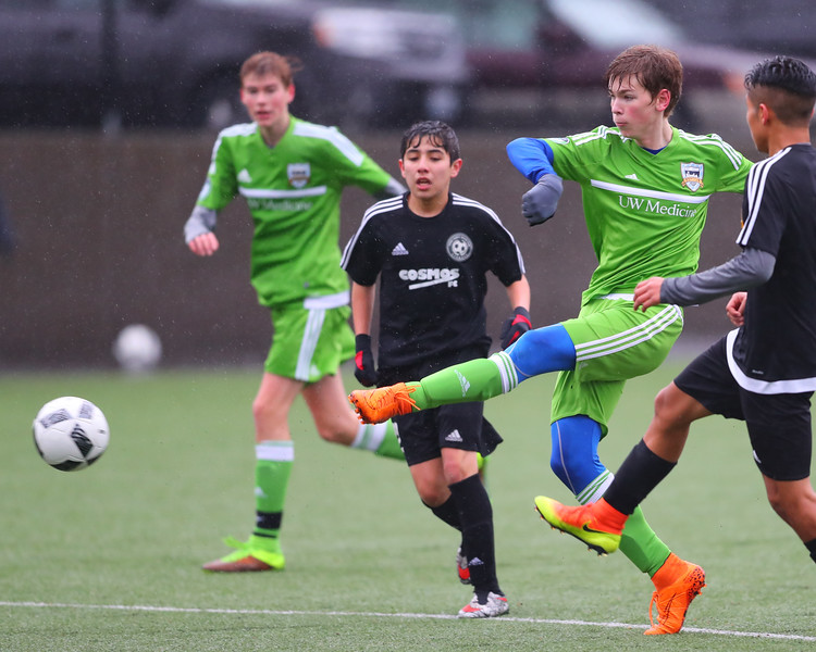Washington Youth Soccer State Cup 2017