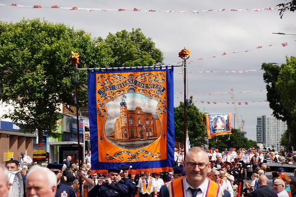 Parades 2021