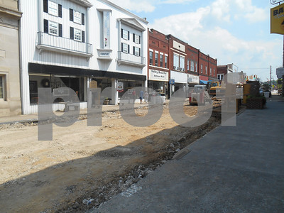 Erwin Downtown Revitalization - May 2014