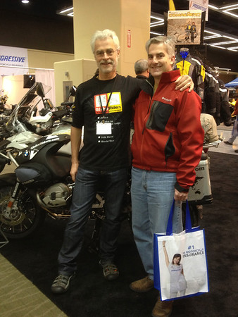 2012 Motorcycle Show Seattle