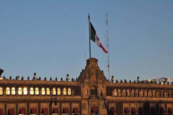 Mexico's Volcanoes November 5-14, 2010