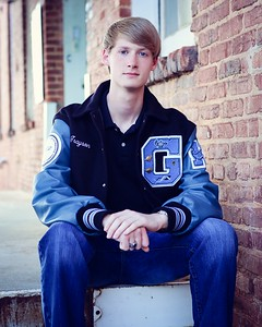 Noah's Senior Portraits