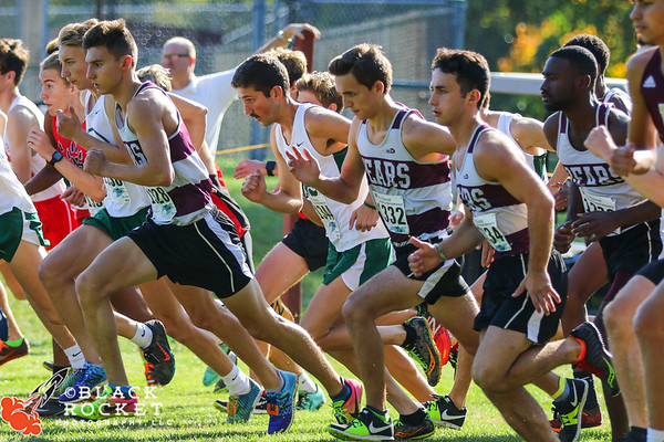 10-07-2017 - Bear XC Sectionals