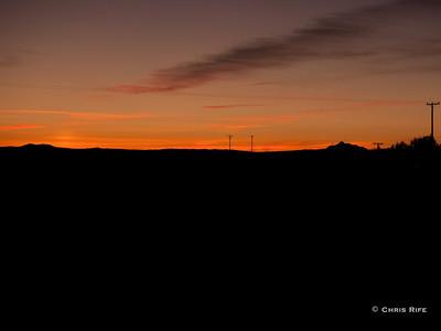 Ridgecrest Sunrise
