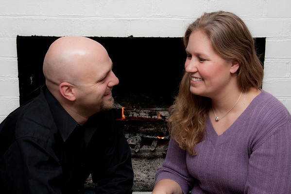 Julie & Blair Engagements