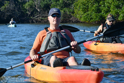 9AM Heart of Rookery Bay Kayak Tour - Redies, Hale & Bayley