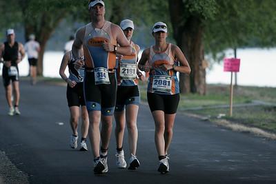 Ironman Coeur D'Alene - T2B team photos