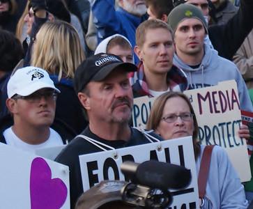Faces of Occupy Denver