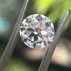 2.01ct Old European Cut Diamond Cut Diamond GIA E, VS1 16