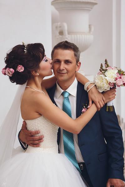 Maria & Vladimir Wedding. St.Petersburg, 2015.