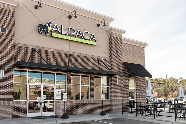 ALPACA RESTAURANT - APEX, NC