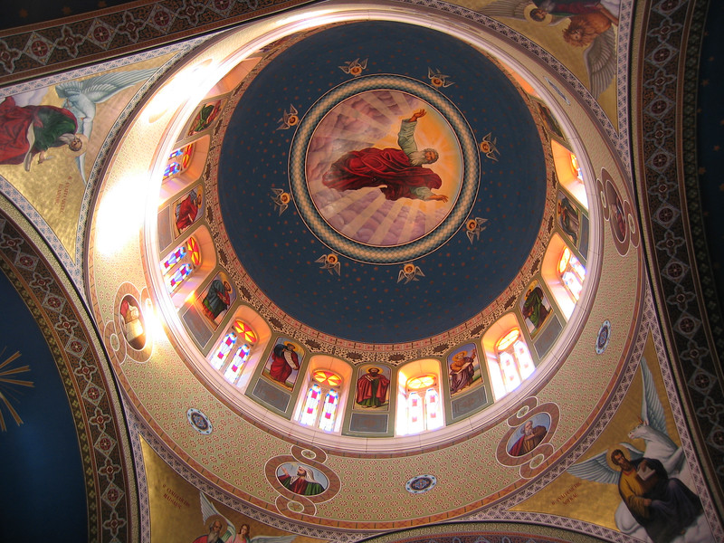 20031220 Malbis Greek Church 0004 Dome.jpg