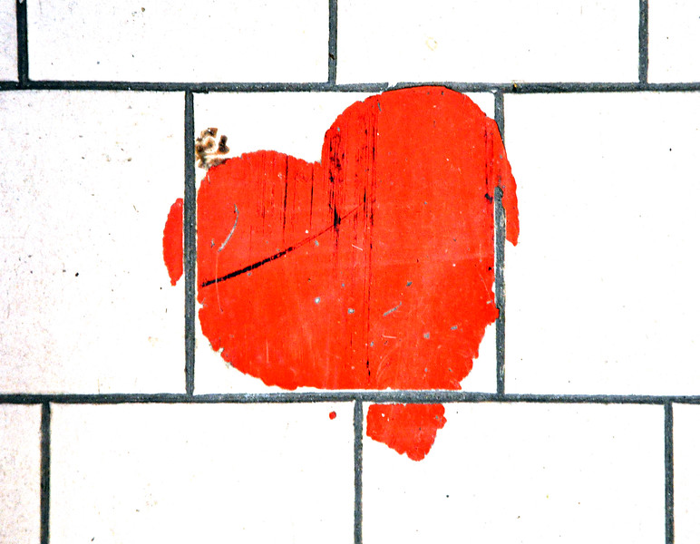 Heart - Isolato San Rocco, Reggio Emilia, Italy - May 21, 2010
