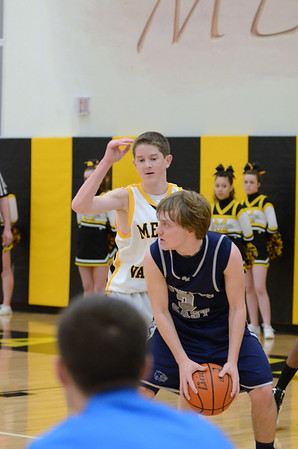 OE boys soph Vs Metea 2012