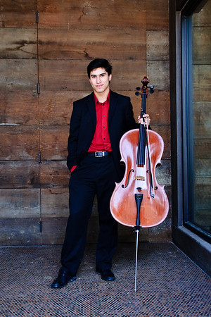 Brandon the Cellist