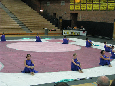 2012 Gold Guard Gilbert Show