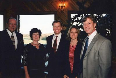 3-29-2004 Matt for Gov. Fundraiser - Physicians PAC @ Brown's